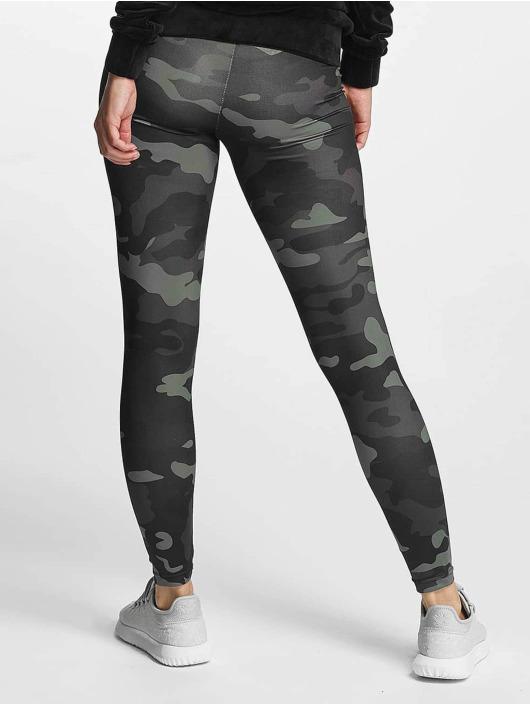 Urban Classics Legging/Tregging Camo Logo camouflage