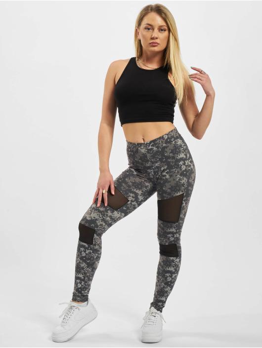 Urban Classics Legging/Tregging Ladies Camo Tech Mesh camouflage