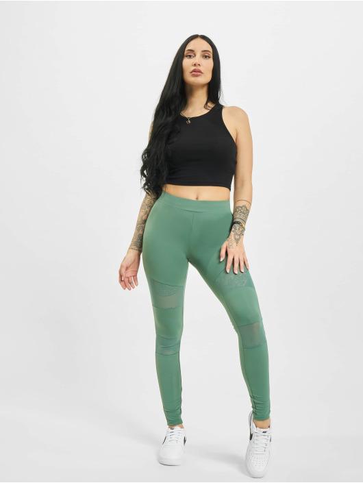 Urban Classics Legging Tech Mesh vert