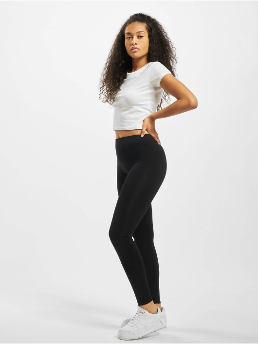 Urban Classics Legging Pa zwart
