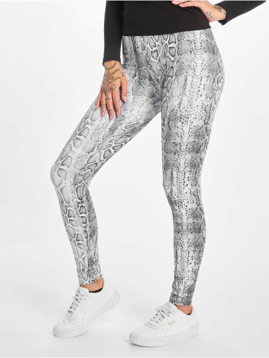 Urban Classics Leggings Pattern grå