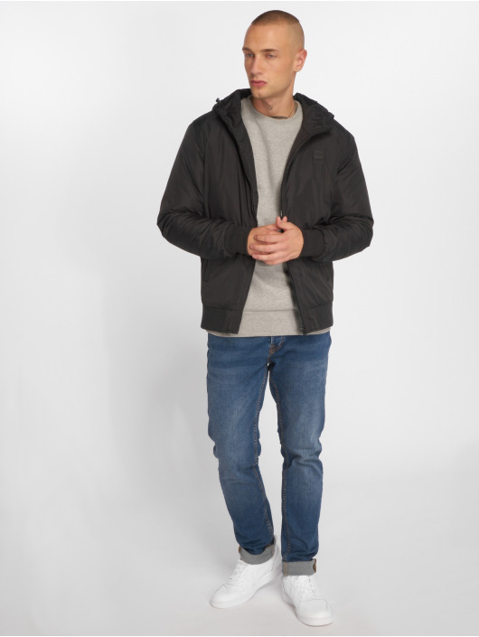 Urban Classics Lightweight Jacket Padded black
