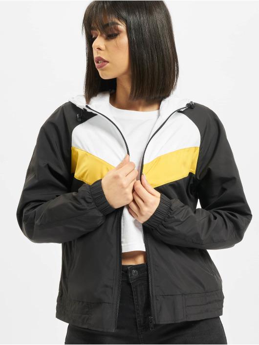 Urban Classics Lightweight Jacket 3-Tone black