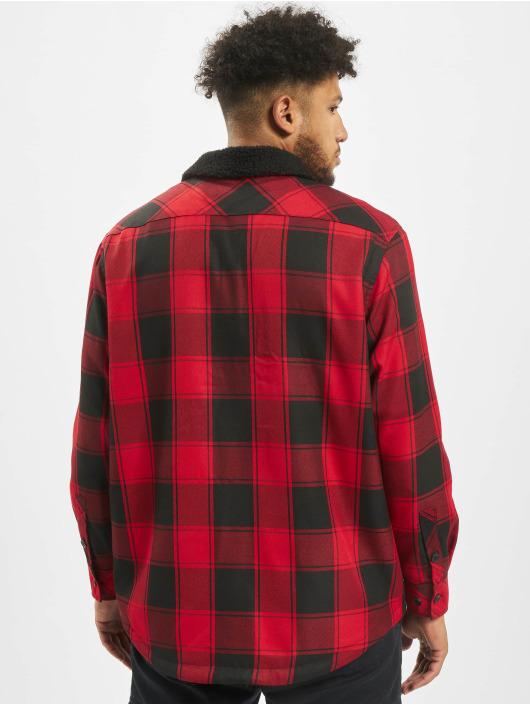 Urban Classics Lightweight Jacket Sherpa Lined black