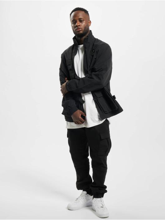 Urban Classics Lightweight Jacket Multi Pocket black