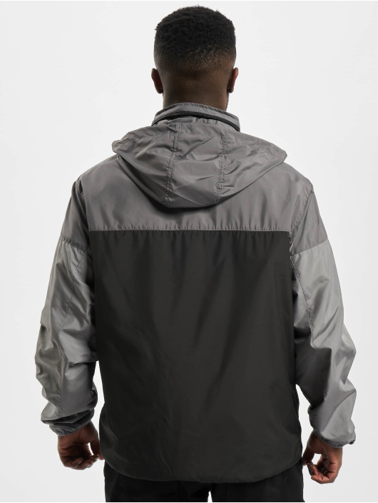 Urban Classics Lightweight Jacket Colorblock black