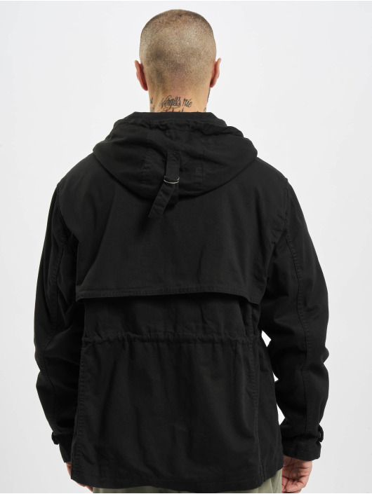 Urban Classics Lightweight Jacket Cotton Field black