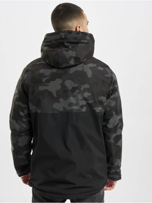 Urban Classics Lightweight Jacket Mix Pull Over black