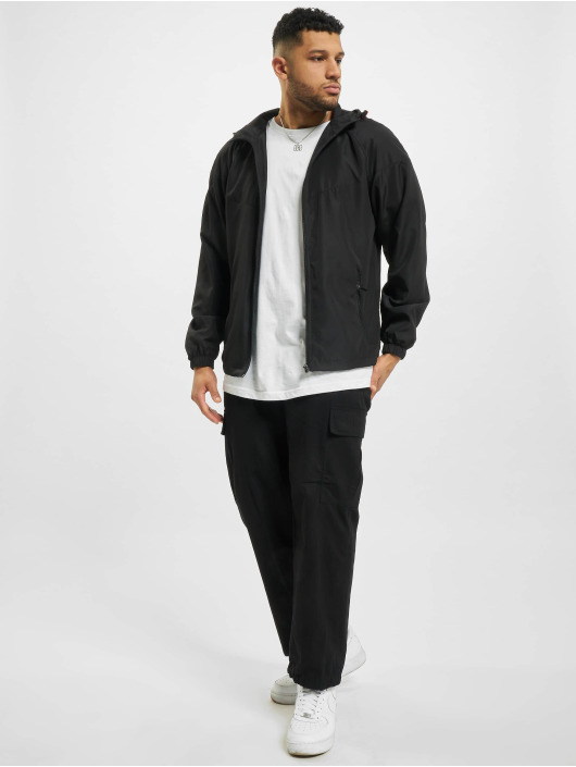 Urban Classics Lightweight Jacket Recycled Windrunner black