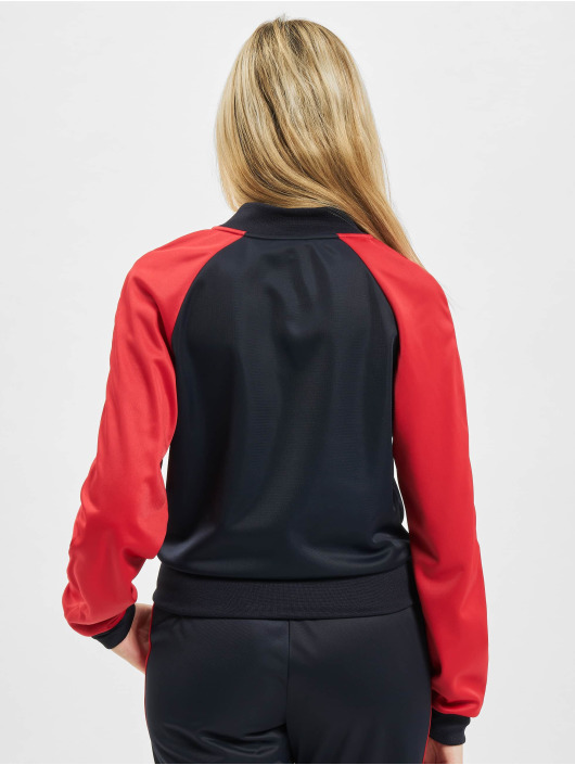 Urban Classics Lightweight Jacket Short Track blue
