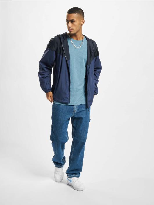 Urban Classics Lightweight Jacket 2-Tone Tech blue