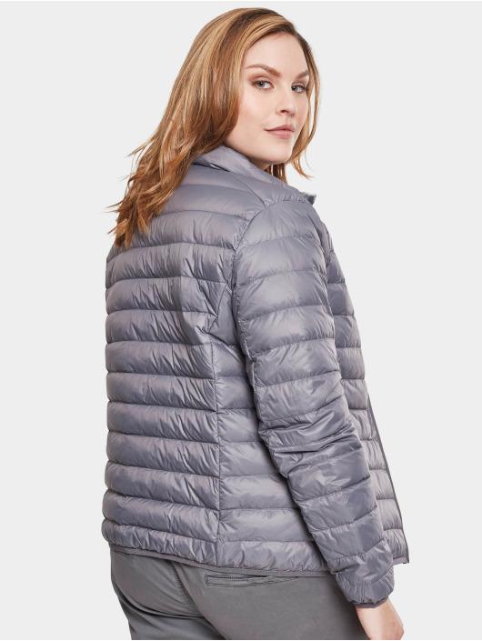 Urban Classics Lightweight Jacket Basic Down grey
