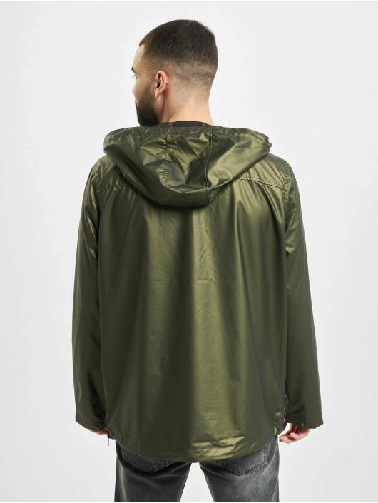 Urban Classics Lightweight Jacket Light olive