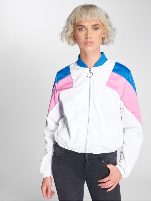 Urban Classics Lightweight Jacket 3-Tone white