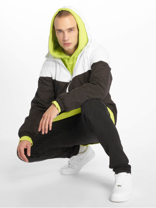 Urban Classics Lightweight Jacket 2-Tone Tech white