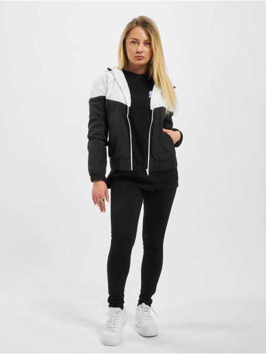 Urban Classics Lightweight Jacket Arrow white