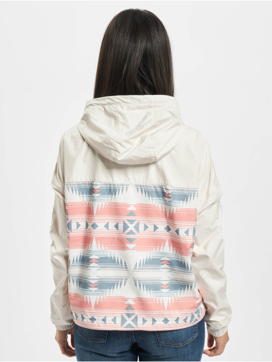 Urban Classics Lightweight Jacket Extended white