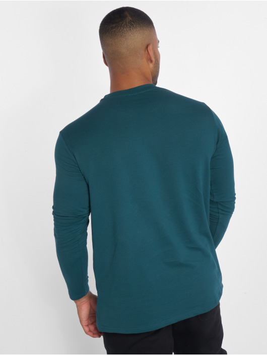 Urban Classics Longsleeve Stretch Terry green