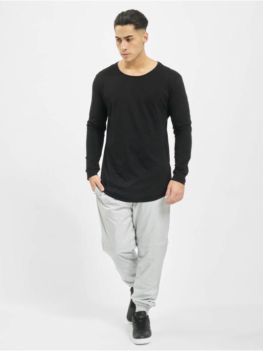 Urban Classics Longsleeve Long Shaped Fashion schwarz