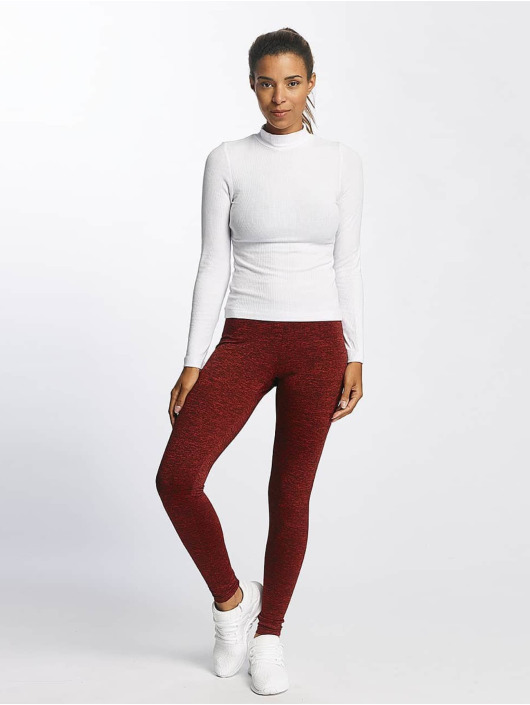 Urban Classics Longsleeves Turtleneck bialy