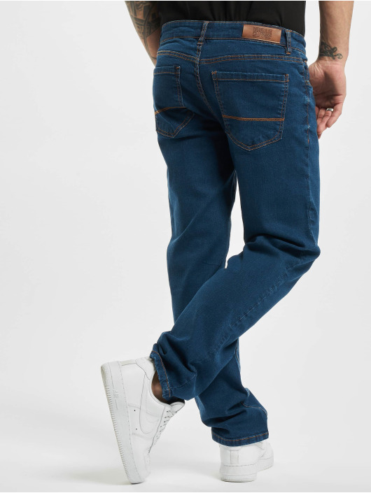 Urban Classics Loose Fit Relaxed Fit indigo