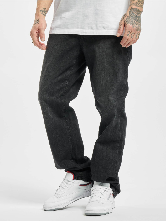 Urban Classics Loose Fit Jeans Loose Fit black