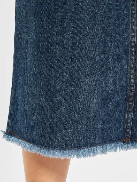 Urban Classics Loose Fit Jeans Denim blau