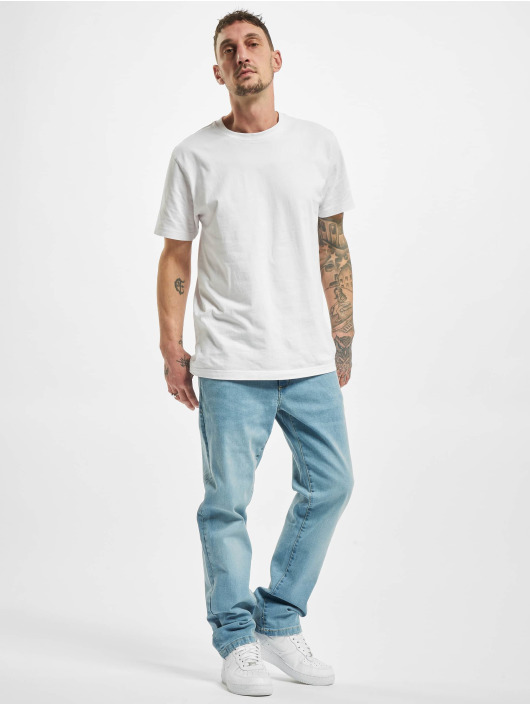 Urban Classics Loose Fit Jeans Relaxed Fit blue