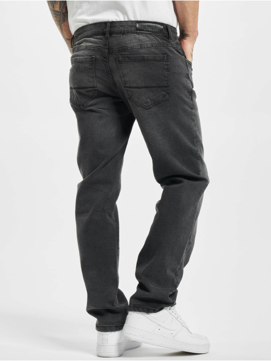 Urban Classics Loose Fit Jeans Relaxed Fit schwarz