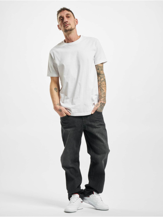Urban Classics Loose fit jeans Loose Fit zwart