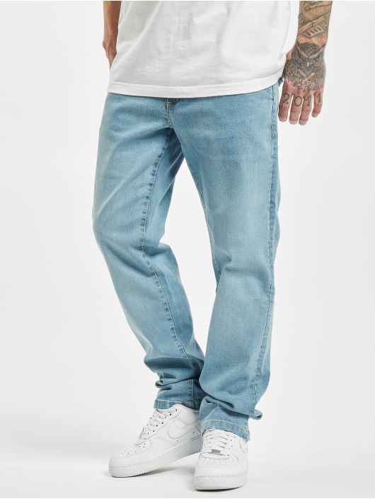 Urban Classics Loose Fit Relaxed Fit modrá