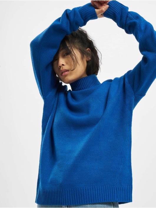 Urban Classics Maglia Oversize blu