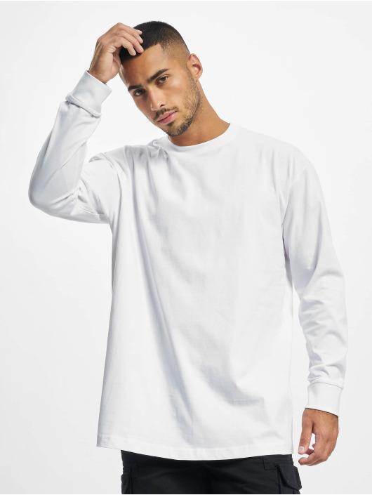 Urban Classics Maglietta a manica lunga Boxy Heavy bianco
