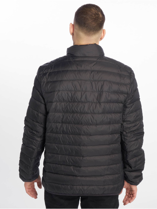 Urban Classics Manteau hiver Basic Down noir