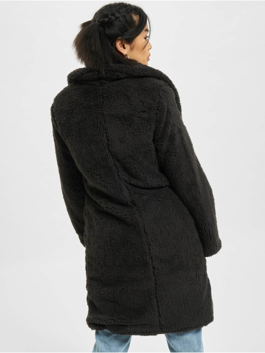 Urban Classics Mantel Soft schwarz