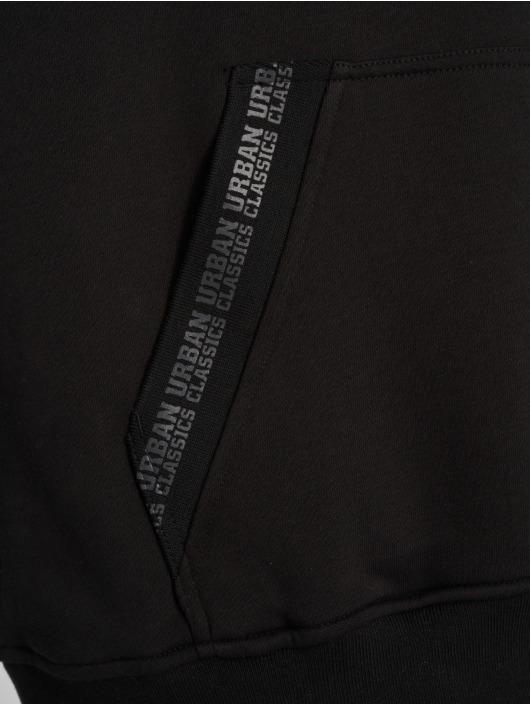 Urban Classics Mikiny Oversize Logo èierna