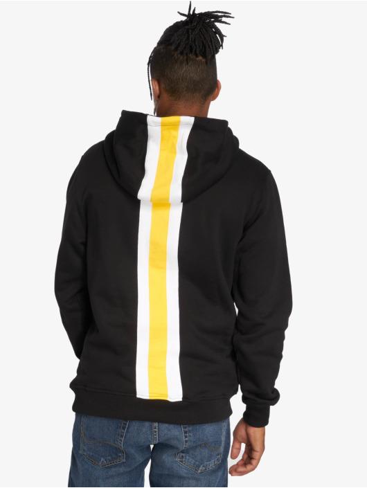 Urban Classics Mikiny Back Stripe èierna