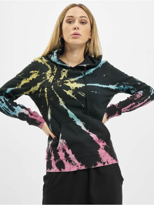 Urban Classics Mikiny Tie Dye èierna