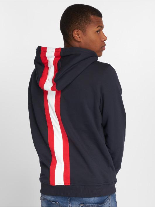 Urban Classics Mikiny Back Stripe modrá