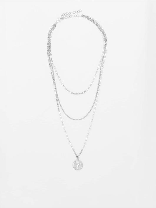 Urban Classics Övriga Layering Amulet silver
