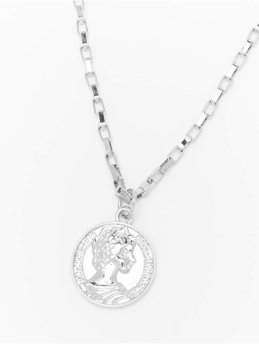 Urban Classics Ostatní Layering Amulet stříbro
