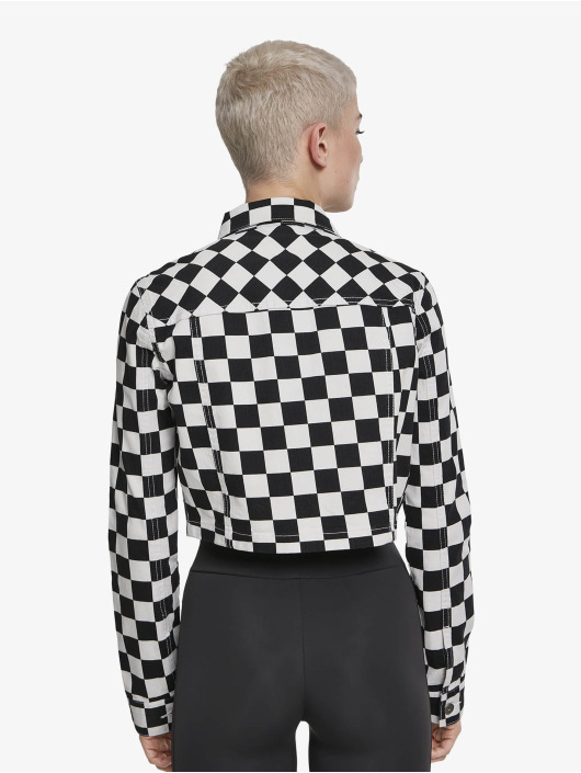 Urban Classics Overgangsjakker Ladies Short grå