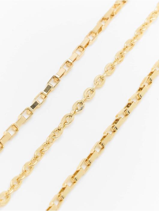 Urban Classics Overige Layering Amulet goud