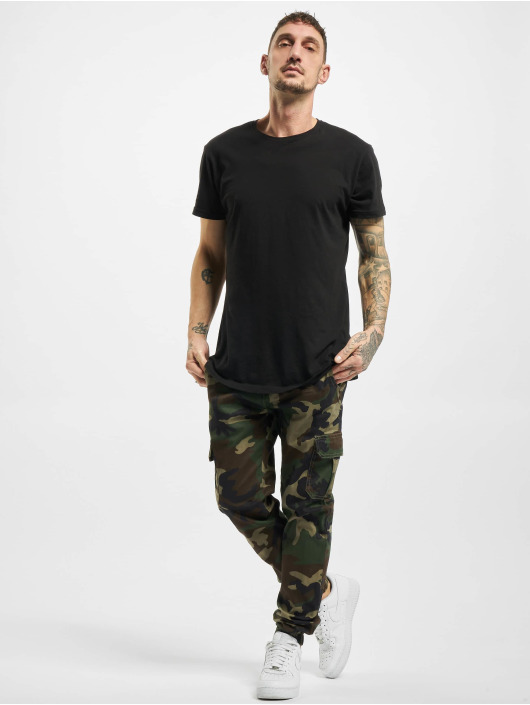 Urban Classics Pantalon cargo Jogging Pants 2.0 camouflage