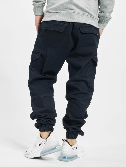 Urban Classics Pantalon cargo Cargo gris