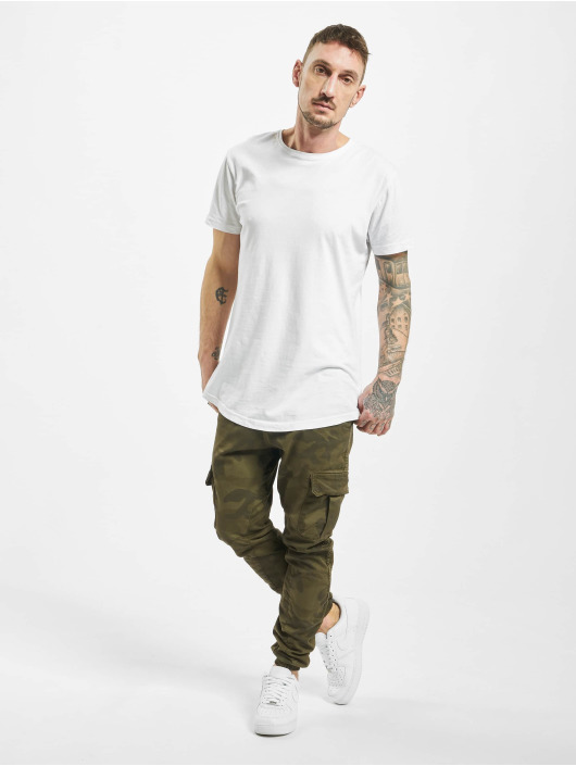 Urban Classics Pantalon cargo Camo olive