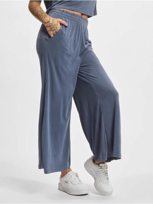 Urban Classics Pantalon chino Modal bleu