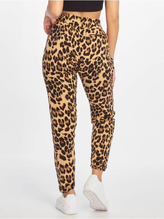 Urban Classics Pantalon chino Elastic brun