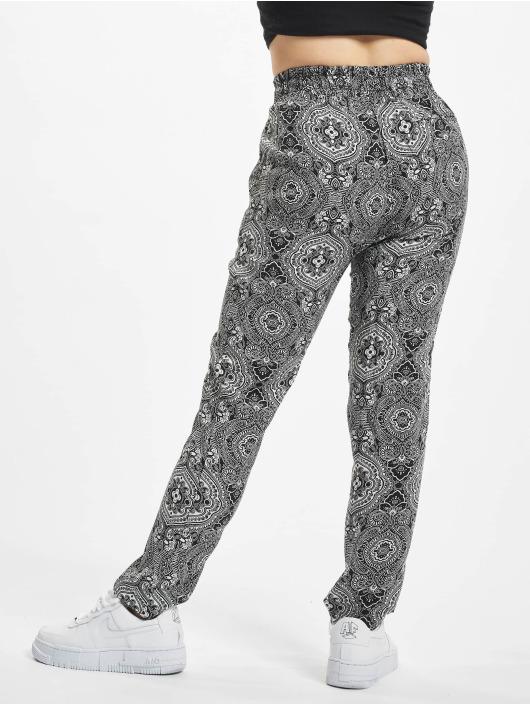 Urban Classics Pantalon chino Ladies Beach noir