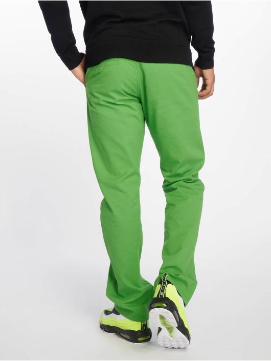 Urban Classics Pantalon chino Basic vert